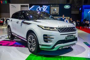 Chi tiết Range Rover Evoque thế hệ mới vừa ra mắt thị trường Việt Nam