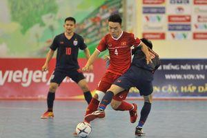 Trực tiếp Việt Nam vs Myanmar, tranh hạng ba AFF HD Bank Futsal Championship