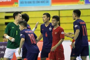 Vùi dập tuyển Indonesia, Futsal Thái Lan lần thứ 15 vô địch Đông Nam Á