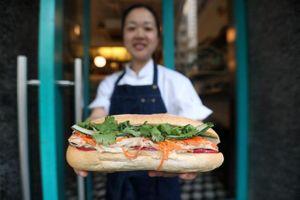 Báo Hongkong: Bánh mì kẹp Việt Nam 'bùng nổ' trên thế giới
