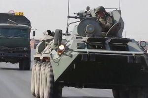 Quân cảnh Nga ào ạt tiến vào al-Hasakah tạo lập vùng đệm an toàn