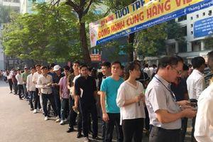 Tỷ lệ lao động cư trú bất hợp pháp tại Hàn Quốc giảm mạnh