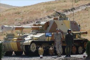 Nga và Ai Cập tập trận phòng không chung