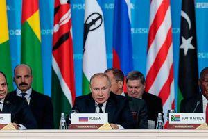 Châu Phi: Mục tiêu chinh phục tiếp theo của ông Putin