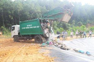 Dân đồng ý 'xả cửa' bãi rác lớn nhất ở Quảng Nam