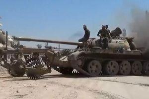 Syria tuyên bố sớm nối lại chiến dịch tấn công Idlib
