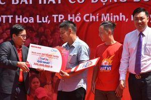 'Hành trình hát vì đội tuyển': 'Khát khao Việt Nam' đoạt giải quán quân