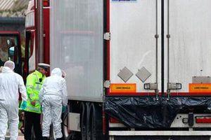 Vụ phát hiện 39 thi thể: Đại sứ Anh tại Việt Nam làm việc với Bộ Công an
