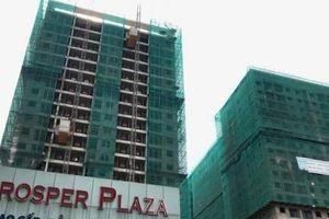 Cư dân chung cư Prosper Plaza 'than trời' vì nước sinh hoạt bị… biến sắc