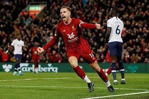 Lội ngược dòng thành công, Liverpool trở lại mạch thắng