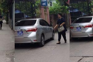Diễn biến loạt bê bối tại Cục Điện ảnh: Quyền Cục trưởng Nguyễn Thị Thu Hà biến xe công thành 'xe nhà'