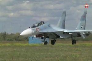 Máy bay Nga diễn tập 'dội bom' bán đảo Crimea