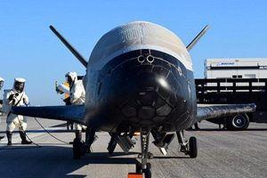Mỹ tiết lộ phóng vệ tinh bí mật từ máy bay không người lái