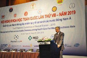 Số ca tử vong do bệnh không lây nhiễm chiếm tỷ lệ hàng đầu tại Việt Nam