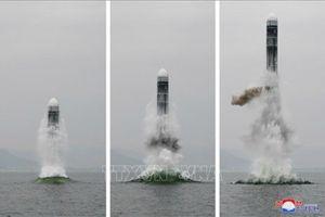 Quan chức Mỹ nhận định tên lửa của Triều Tiên là 'nhân tố thay đổi cuộc chơi'