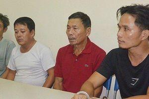Truy bắt thành công 6 đối tượng trốn nã ở các tỉnh phía Nam và Tây Nguyên