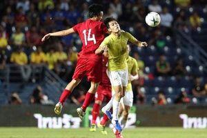 Bóng đá Việt Nam có kết quả vượt trội Thái Lan trong năm 2019
