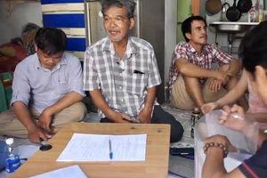 Dùng chiêu lấy đất trồng lúa 'vẽ' dự án, nhiều khách hàng tiếp tục bị lừa