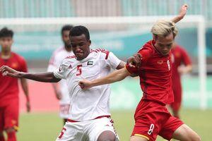 HLV UAE 'đau đầu' vì nhân sự trước trận gặp tuyển Việt Nam