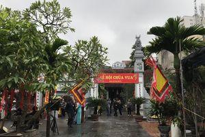Chùa Vua - Đấu trường cờ tướng danh tiếng đất Thăng Long