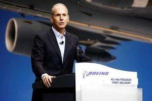 CEO Boeing sắp ra điều trần trước Quốc hội Mỹ
