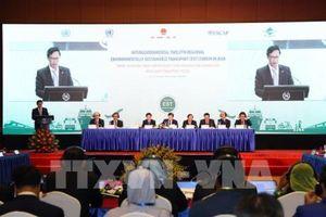 Diễn đàn EST12 hướng tới thúc đẩy hệ thống giao thông vận tải bền vững với môi trường
