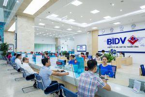 BIDV chi trả cổ tức năm 2017, 2018 bằng tiền mặt