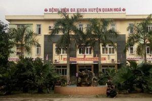 Kỷ luật cảnh cáo giám đốc bệnh viện huyện vì ép lao động hợp đồng nộp tiền 'bôi trơn'