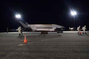 Phi thuyền siêu tối mật của Mỹ hoàn thành sứ mệnh trở về an toàn