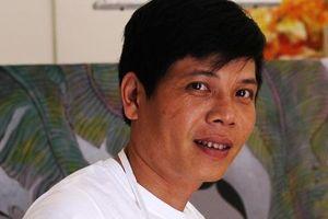 Họa sĩ Nguyễn Đức Huy mượn những nét cọ để đưa ra quan niệm mới về cái đẹp