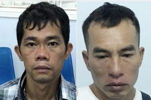 Người nước ngoài cạy năm két sắt tại Đà Nẵng lấy hàng tỉ đồng