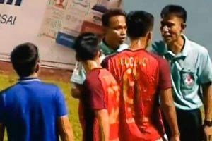 Bàn thắng bị hủy khiến CLB Phố Hiến lỡ cơ hội dự V.League