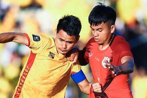 Highlights play-off V.League: CLB Thanh Hóa 1-0 Phố Hiến