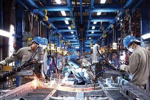 Sản xuất công nghiệp 10 tháng tăng 9,5% so với cùng kỳ