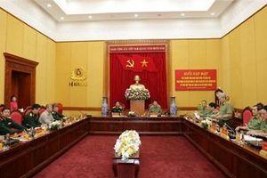 Bộ Quốc phòng và Bộ Công an phối hợp thực hiện Nghị định số 03