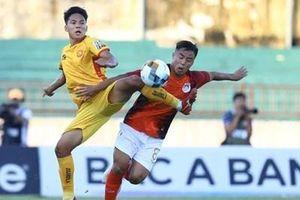Thắng Phố Hiến 1-0, Thanh Hóa dự V-League 2020