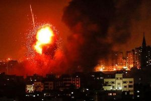 Nga dội hỏa lực phá tan 3 trung tâm chỉ huy của phiến quân HTS tại Syria