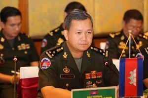 Hội đàm thường niên giữa Bộ Tư lệnh BĐBP và Bộ Tư lệnh Lục quân Campuchia