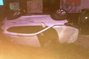 Tàu hỏa tông ô tô, Phó Bí thư huyện ủy ở Thanh Hóa tử vong