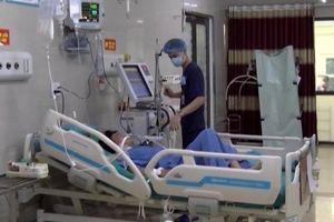 Phú Thọ: Cứu người bị súng tự chế bắn thủng dạ dày