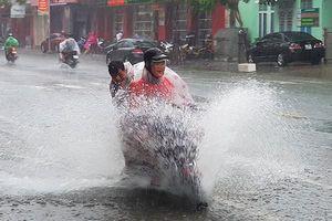 Trung Trung bộ: Cường độ mưa mạnh nhất tập trung từ ngày 30/10 – 1/11