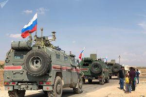 Rộ tin quân cảnh Nga bị đánh bom khi xuất hiện gần biên giới Syria – Thổ Nhĩ Kỳ