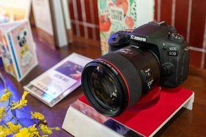 Máy ảnh mới của Canon tại Việt Nam có gì đặc biệt?