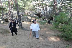 Hàn Quốc muốn thảo luận với Triều Tiên về dự án du lịch núi Kumgang
