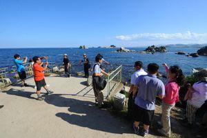 Hàn Quốc quan tâm đảm bảo an toàn cho khách du lịch tới núi Kumgang