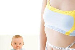 Kinh nghiệm giảm cân sau sinh giúp mẹ nhanh chóng lấy lại vóc dáng thon gọn