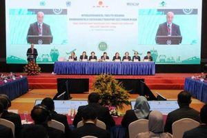 Phát triển giao thông vận tải bền vững về môi trường
