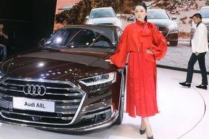 Tham gia triển lãm, mỗi ngày Audi Việt Nam bán được hơn 20 xe
