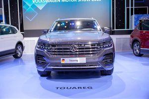 Xe Touareg có 'đường lưỡi bò' tại Vietnam Motor Show 2019, Volkswagen nói gì?