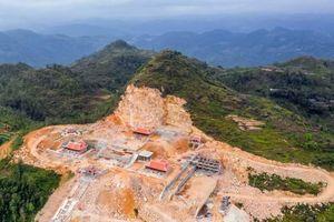 Thanh kiểm tra một loạt dự án bạt núi làm 'khu du lịch tâm linh'
